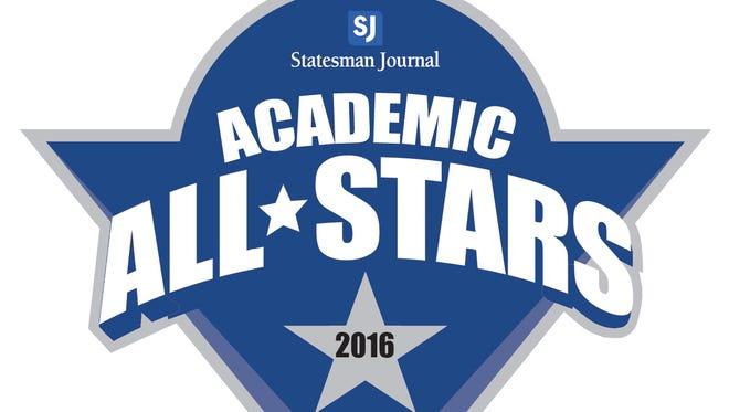 2016 Academic All-Stars.