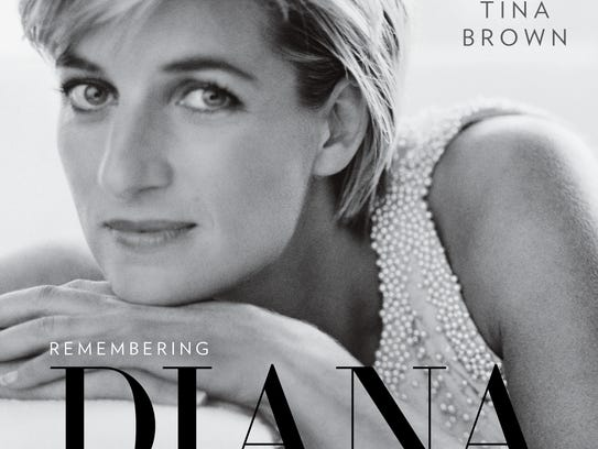 Cover of 'Remembering Diana' published by National