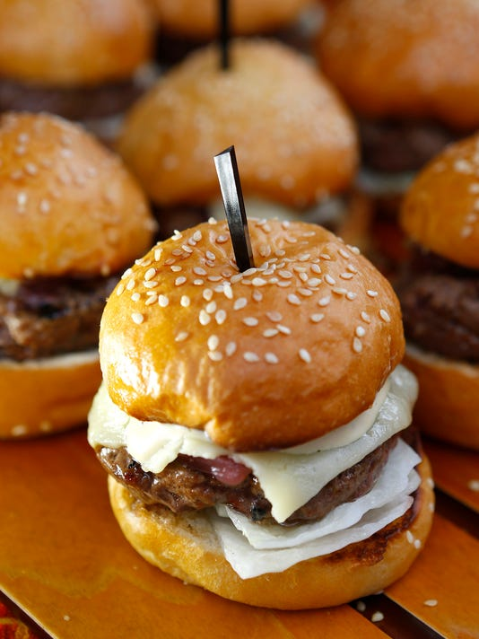 14 billion burgers are expected to be devoured Super Bowl Sunday