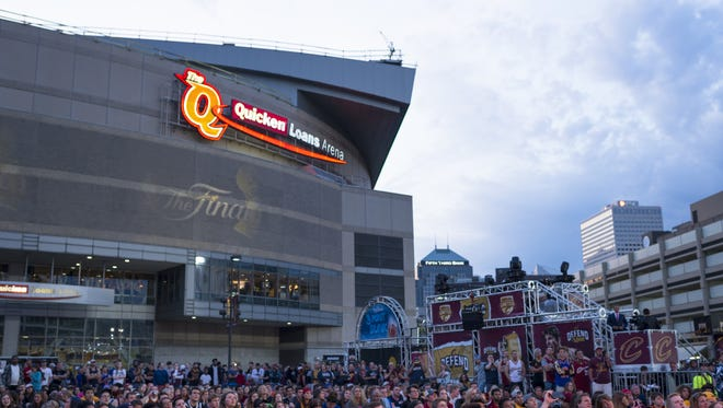 The Cleveland Cavaliers have pulled their portion of funding for upgrades to Quicken Loans Arena.