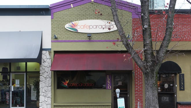 Cafe Paradisio in downtown Redding will have a grand re-opening this Thursday.