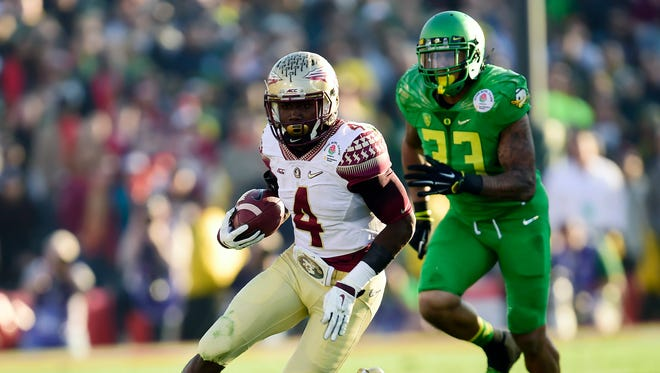 Dalvin Cook was reinstated by the school Monday evening and is eligible to play for FSU immediately.