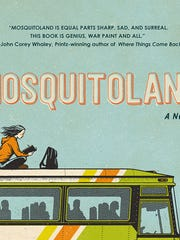 Mosquitoland, by David Arnold