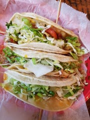 Taco Tuesday at La Casa offers beef, chicken or veggie