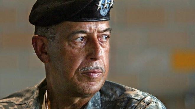 Retired Gen. Russel Honore'