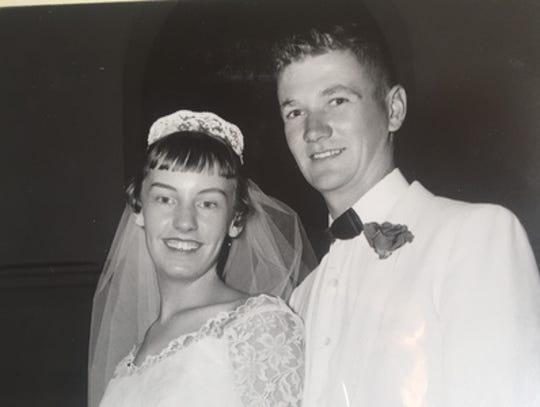 Bud and Judith Hubbard