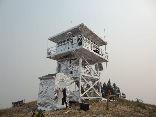 FAL 0828 FIRE TOWER PIC