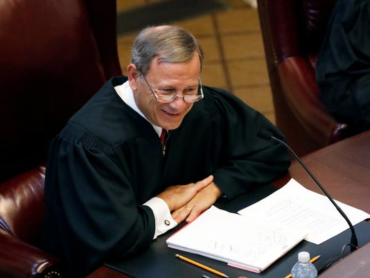 AP CHIEF JUSTICE-MISSISSIPPI A USA MS
