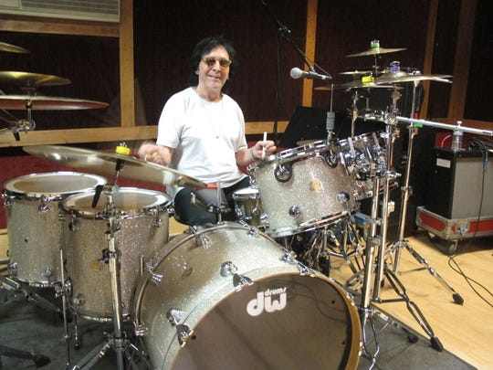 Former Kiss drummer Peter Criss, pictured in June, will be at the New Jersey Horror Con and Film Festival in March.