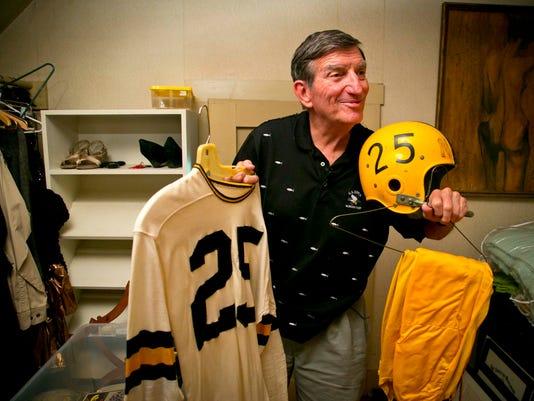 Randy Duncan National Football Foundation Hall of Fame