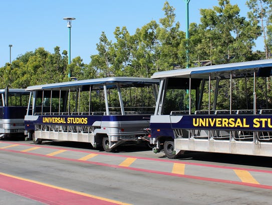 For its 50th anniversary, Universal Studios Hollywood