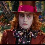 Critics were not pleased with 'Alice Through the Looking Glass.' We disagree.