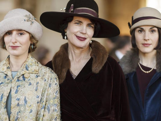 Actress passed on dream job for chance to be Lady Edith on ëDownton Abbeyí