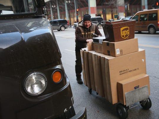 UPS delay