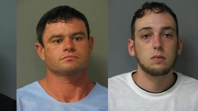 Three arrested in Youngville burglary