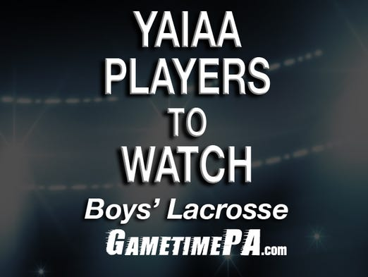 YAIAA boys' lacrosse players to watch.