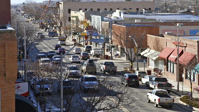 The Farmington City Council will discuss parking in downtown Farmington as part of the Complete Streets project during its work session on Tuesday.