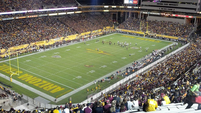 An ASU Student Safety Task Force will send a draft recommendation to the Arizona Board of Regents that all kegs be banned at football tailgating parties outside the Tempe stadium.