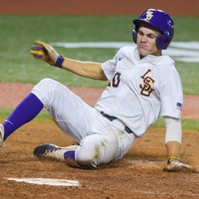 LSU enhances NCAA chances with 8-5 win over Miss. St.; Hilliard to start against Florida