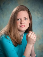 Fiona Johnson is Salutatorian for Churchill Academy.