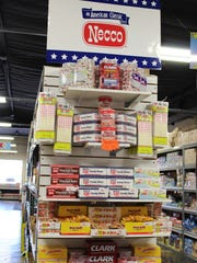 Sweeties Candy of Arizona in Chandler specializes in stocking hard-to-find and nostalgic candy like items from the Necco brand.