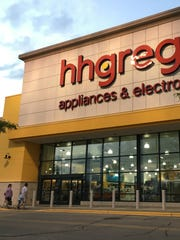 Hhgregg closed its Wisconsin stores, including this location in Grand Chute.