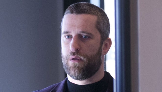 """Dustin Diamond is best known for his role as """"Screech"""" on """"Saved By the Bell."""""""