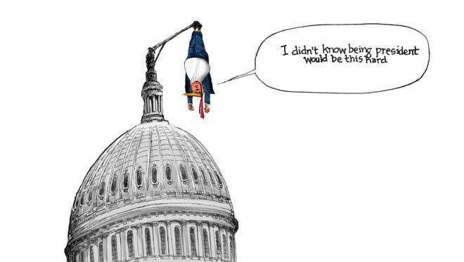 Cartoon for May 2, 2017.