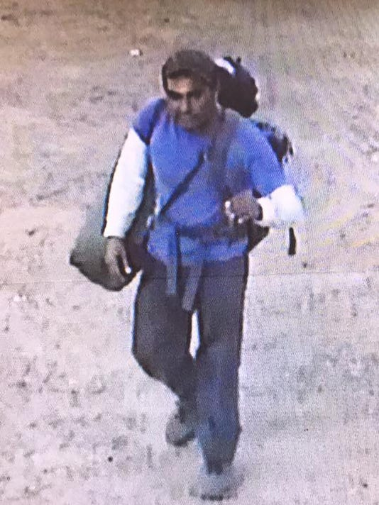 Forest Lakes Fire District suspect