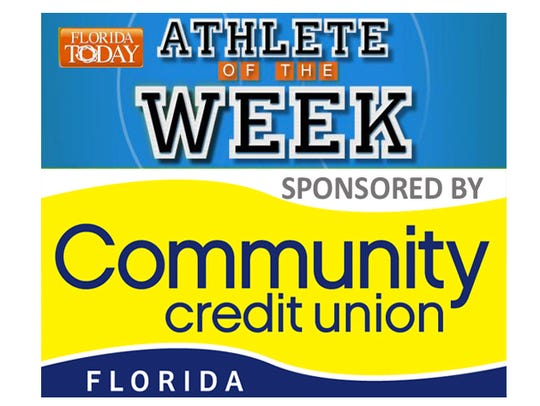 FLORIDA TODAY's Athlete of the Week sponsored by Community
