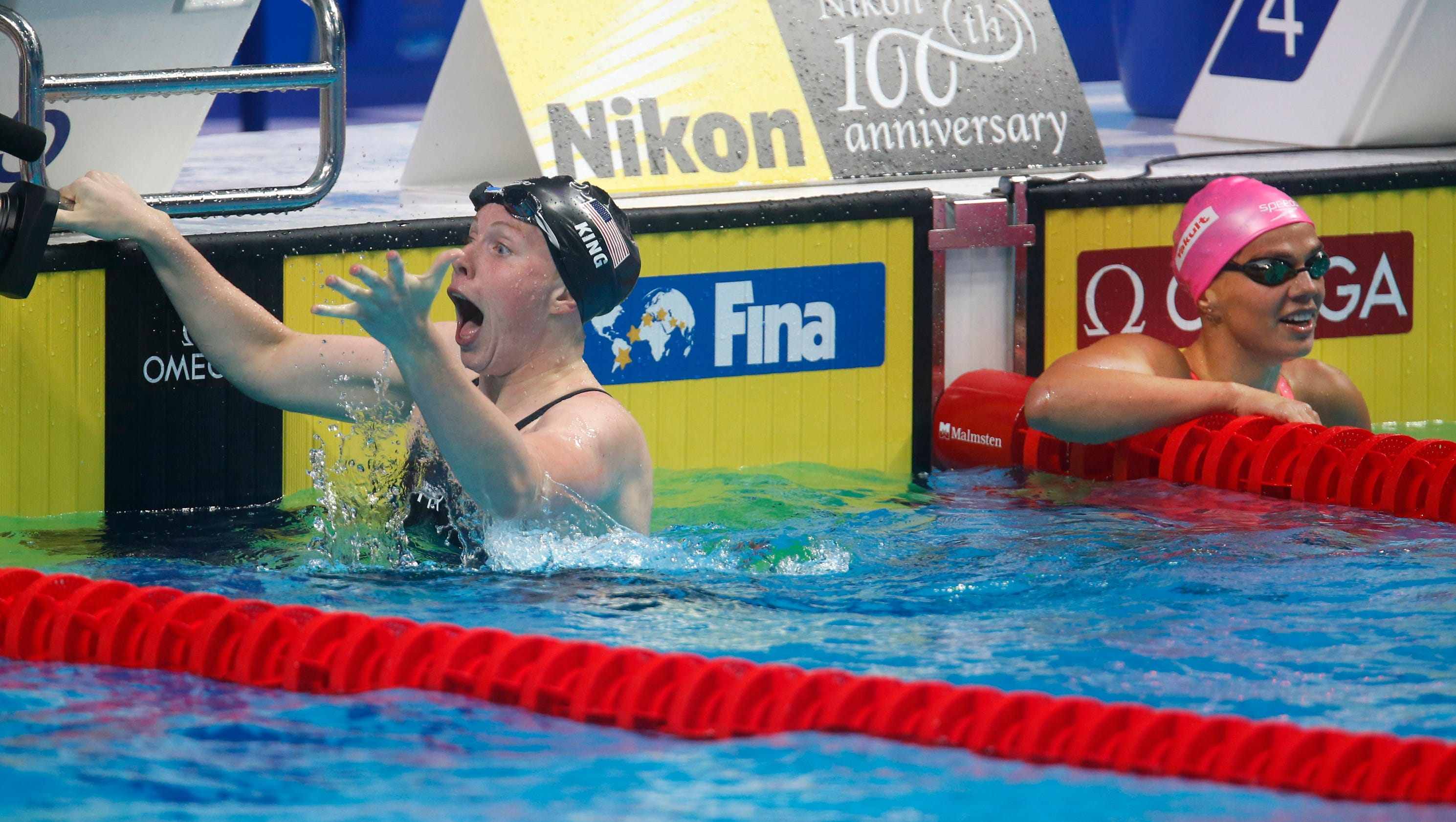 Lilly king makes sure we at least stand up to russians in for Stand up pool