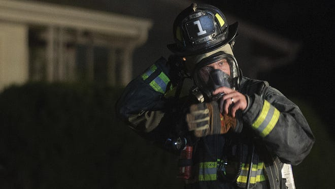 Poudre Fire Authority responds to a house fire in this 2013 file photo.
