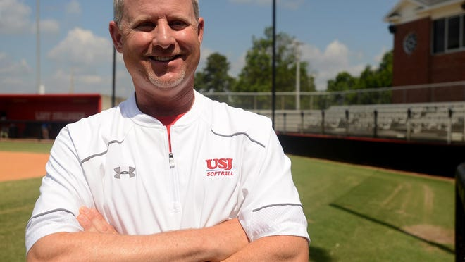 USJ's Brian Dunn helped lead the Lady Bruins to the Division II-A state tournament for the sixth time in seven years.