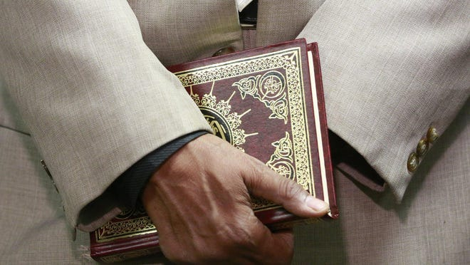 The Al-Rahma Mosque in Columbus began broadcasting a daily call to prayer on July 18.