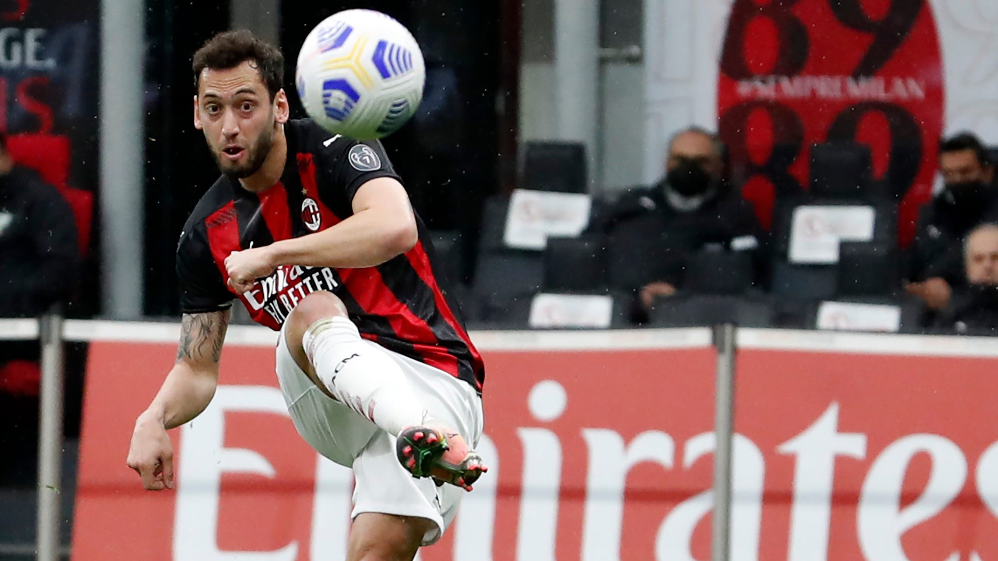 Milan loses 2-1 at home to Sassuolo in Serie A