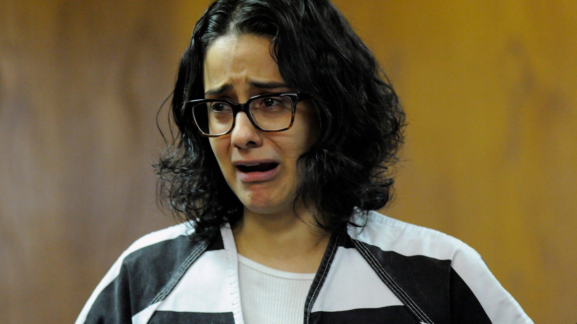 GABRIELA CORTEZ: FORMER CALIFORNIA TEACHER PLEADS GUILTY