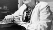A woman doctor! Medical societies didn't want her.