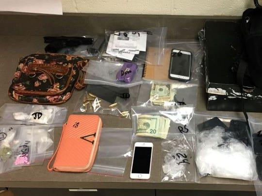 Springettsbury Twp. Police said they seized cocaine