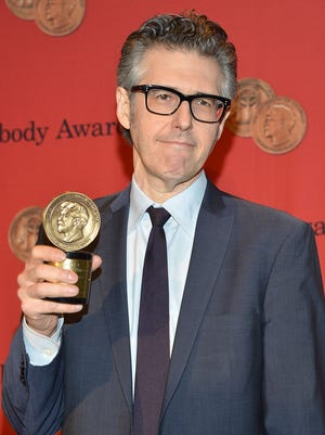 Ira Glass attends 73rd Annual George Foster Peabody awards in 2014 in New York City.