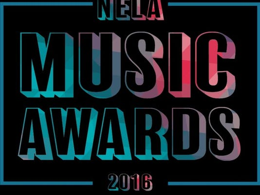 Nela music awards logo
