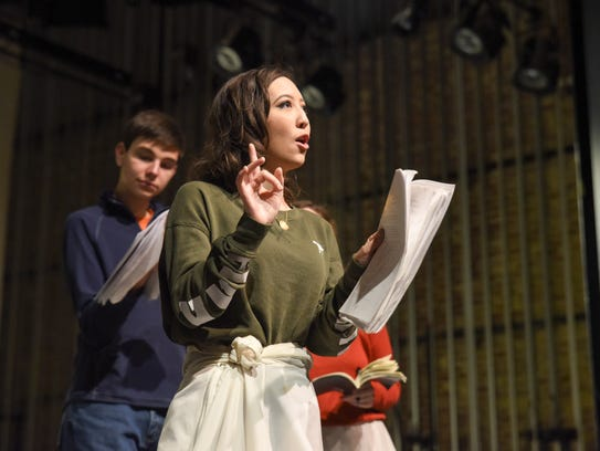 """The Merry Wives of Windsor"" at Asheville School, Feb."