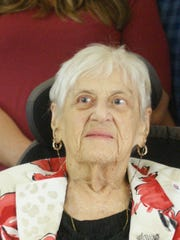 Helen Covey moved to Deming in 1972 to care for an ailing friend and has remained here for 45 years.