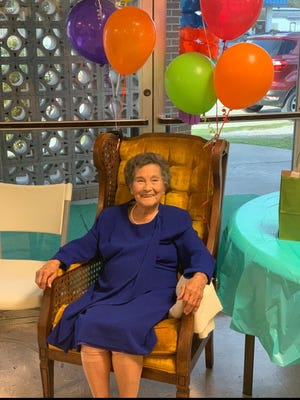 San Diego resident Maria Mendez Casas will be celebrating 100 years of life on Sept.,14.
