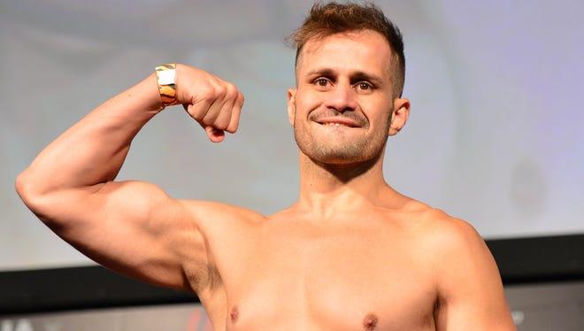 Fabio Maldonado will take on heavyweight Stipe Miocic Saturday night in Sao Paulo