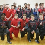 Clarenceville grapplers third in WWAC tourney
