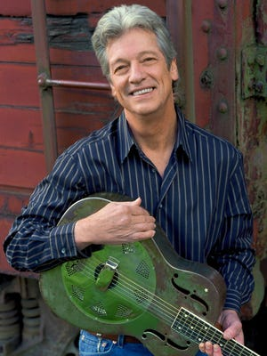 Blue musician John Hammond will perform a free concert on June 25 at McMillan Memorial Library in Wisconsin Rapids.