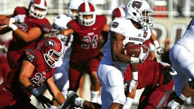 Establishing the running game and playing mistake-free will be key to MSU's chances Saturday.