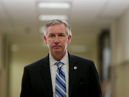 Montgomery County District Attorney Kevin Steele at