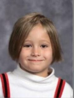 JASMINE MILLERSix-year-old kindergartner at Cedar Ridge Primary School, in Branson, had only recently moved from Springfield, where she was a student at Mann Elementary.