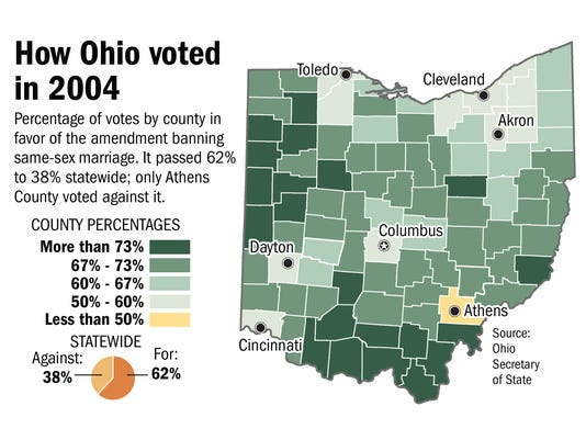 How Gay Marriage Case Was Born Of A Divided Ohio